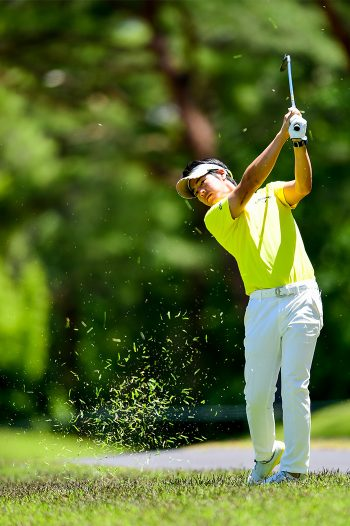 U.S. Open qualifiers in Asia Ryo Ishikawa